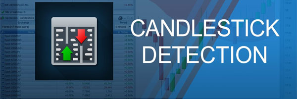 cTrader Candlestick Detection Software