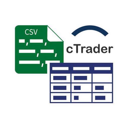cTrader CSV Data Export Tool