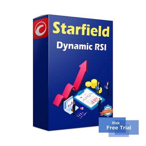 cTrader Starfield Dynamic RSI Indicator