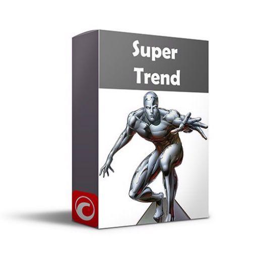 cTrader Super Trend Indicator