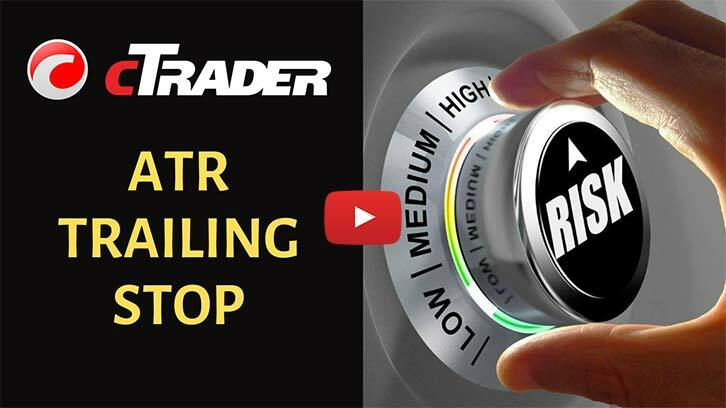 cTrader ATR Stop Loss Video Demo