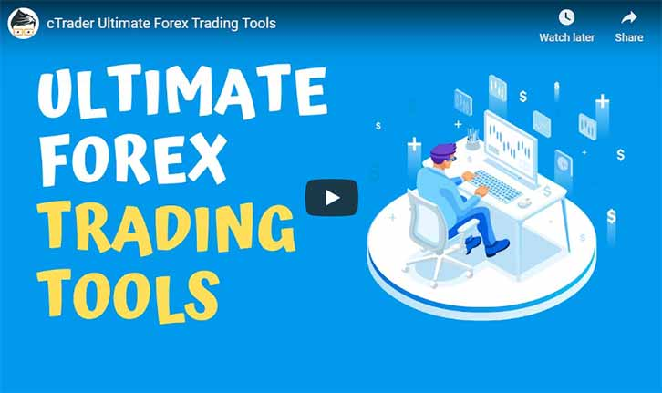 cTrader Forex Trading Tools Video