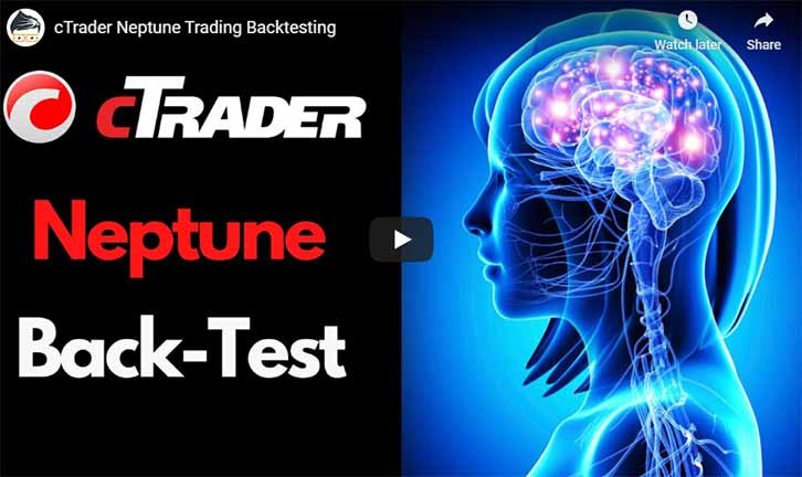 cTrader Neptune Backtest Video