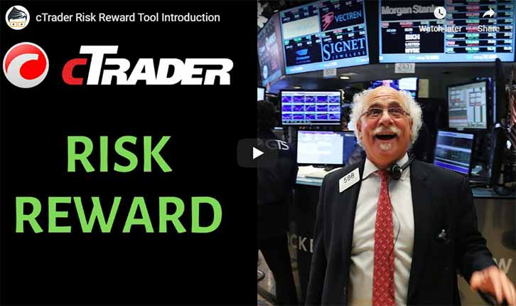 cTrader Risk & Reward Indicator Video