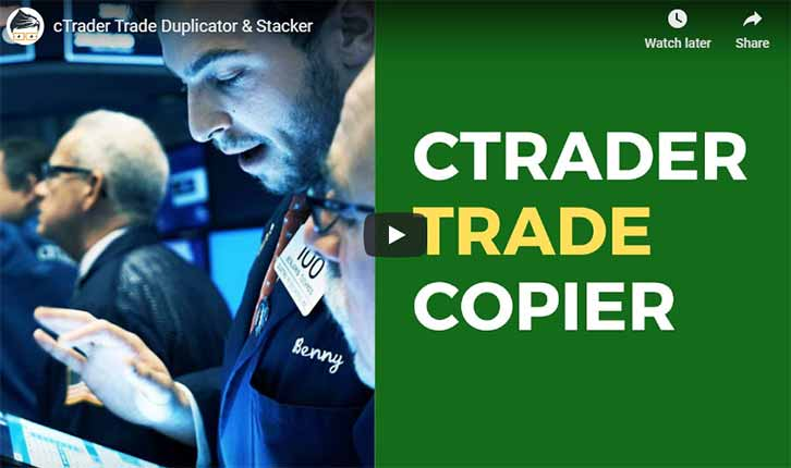 cTrader Trade Stacker Video
