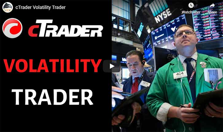 cTrader Volatility Trading Video